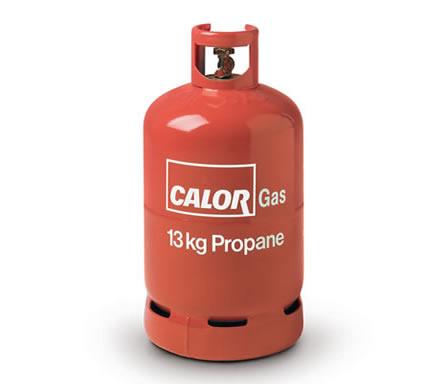 13kg Cylinder Propane gas bottle refill