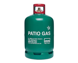 Patio Gas Bottles